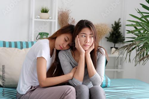 Azji lesbijki z pasek ons