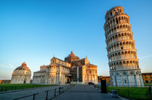 Leaning Tower Of Pisa In Pisa ...