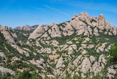 Tuinposter Khaki Montserrat 10