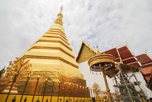 Wat Phra That Cho Hae, Phrae, Thailand