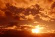 Leinwandbild Motiv 輝く太陽