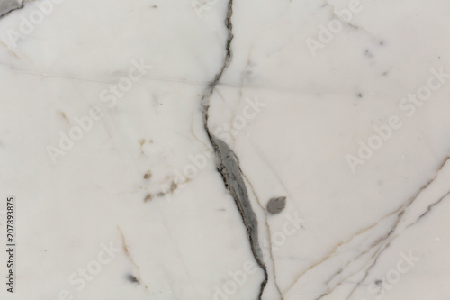 Canvas Prints Marble Ordinary white marble background for ideal style.