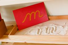 Montessori Wood Material For T...
