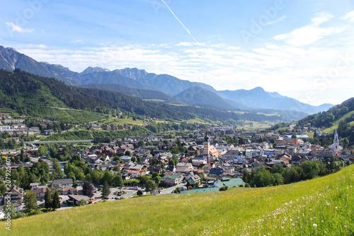 Foto  Schladming im Sommer, Steiermark