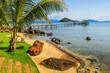 Beautiful coast in Koh Mak island, Trat province,Thailand