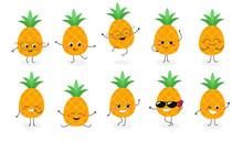 Pineapple Emoticon №2