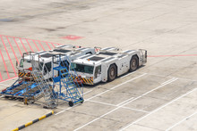 A Ground Handling Equipment Or...