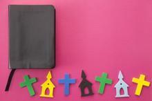 Children's Bible School Backgr...