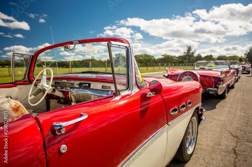 Recess Fitting Havana Classic car in Havana, Cuba