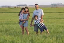 Familia Campo Argentina
