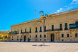 View of Grandmaster palace in Valletta, Malta