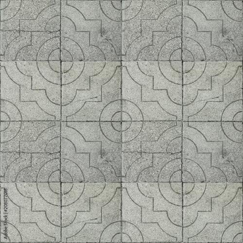 bezszwowa-fotografii-tekstura-bruk-plytka-od-naturalnego-kamienia-z-arabskim-ornamentem