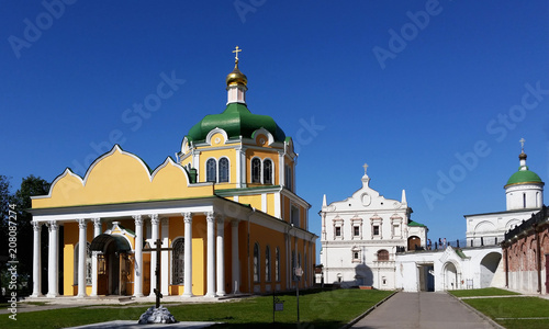 Fotografie, Obraz The Ryazan Kremlin, the Cathedral of Christ, the Palace of Oleg and the Archangel Cathedral