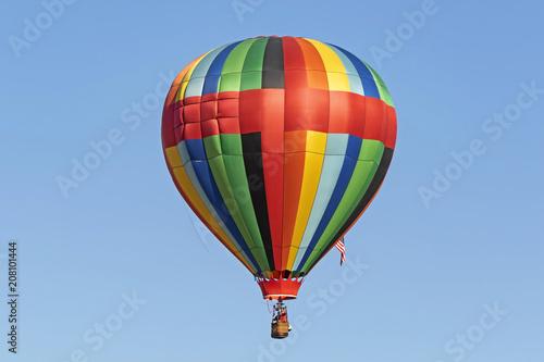 Balloon ride at the Temecula Balloon Festival