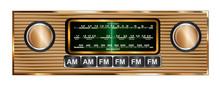 Vintage Transistor Car Radio I...