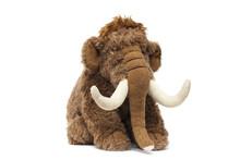 Soft Toy Cute Brown Elephant O...