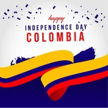 Happy Columbia Independent Day...