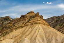 Grand Valley Colorado Book Cliffs On BLM Land