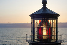The Cape Meares Lighthouse Nea...