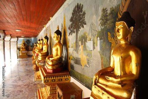 Photo Templo Wat Doi Suthep en la ciudad de Chiang Mai, Tailandia