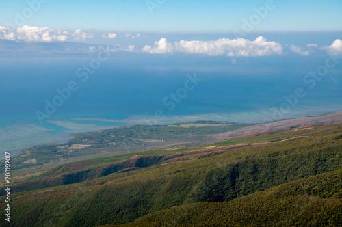 In de dag Blauwe jeans Hana Hawaii, Maui