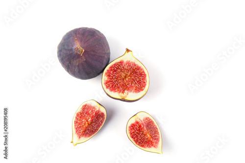 Stampa su Tela Ripe fresh fig