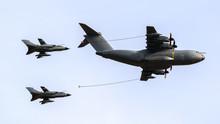 Military Tanker Aircraft Aeria...
