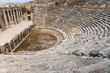 Theatre and Greek amphitheatre at Hierapolis