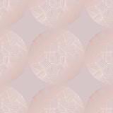 Streszczenie wektor wzór z imitacją złota róża - 208270883