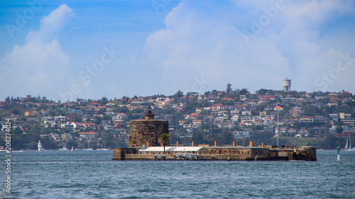 Papiers peints Fortification Fort Denison in Sydney
