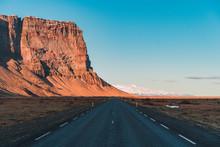 Road Among Mountains