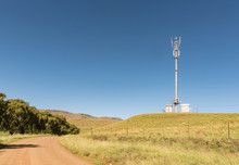 Landscape With Cellphone Tower...