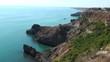 Sea Coast Background Video