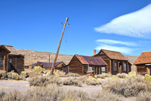 Bodie, Ghost Town, California, USA