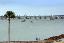 Matanzas Bay In Saint Augustin...
