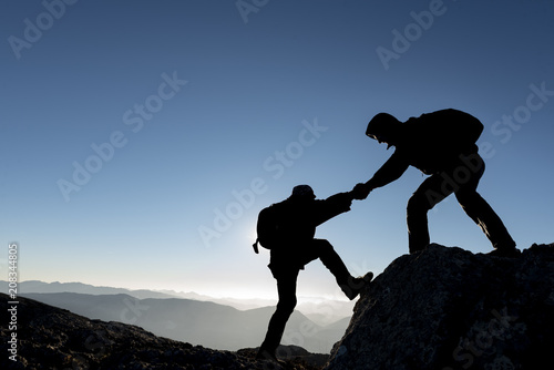 Fotografia  help and support for climbers