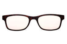 Pair Of Reading Glasses Cut Out