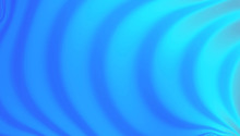 Abstract Blue Vortex Background, Neon Holographic Ripples