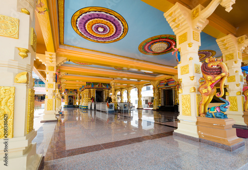 Kaliamman hinduism temple Pangkor island