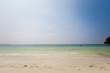 Secret beach on Pangkor island