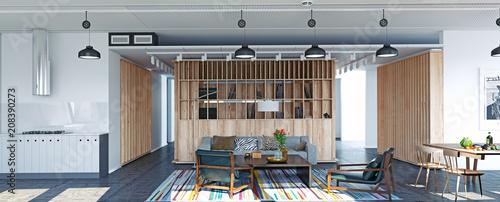modern apartment design – kaufen Sie dieses Foto und finden Sie ...