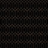 Art deco, retro, vintage, seamless vector pattern. - 208391894