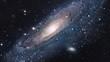 canvas print picture - наша галактика