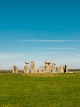 Stonehenge, Salisbury, UK – ...