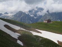 Alpy, Tour Du Mont Blanc - Prz...