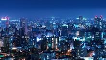 日本新三大夜景の札幌市
