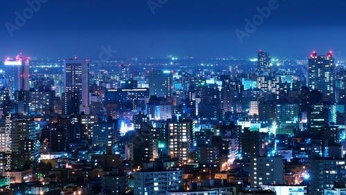 Fotografia 日本新三大夜景の札幌市