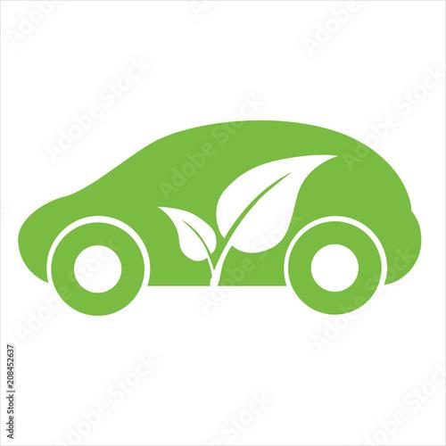 Foto electric car