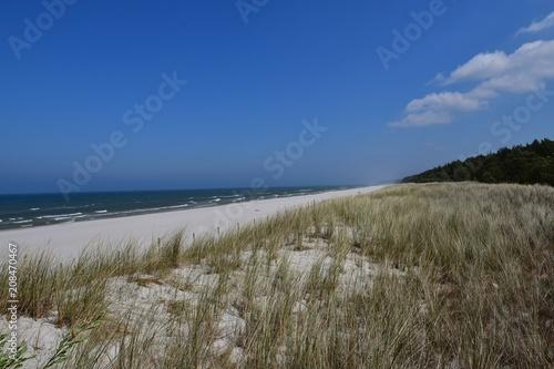 Cadres-photo bureau La Mer du Nord The great beach of Debki