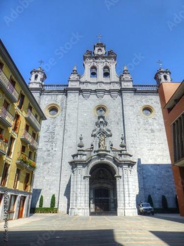 Tolosa, ciudad de Guipúzcoa (País Vasco,España)